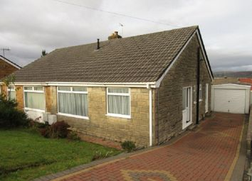 Thumbnail 2 bedroom semi-detached house for sale in Lan Manor, Morriston, Swansea.