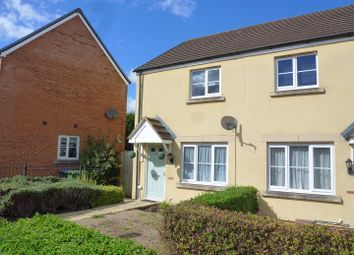 Thumbnail 2 bed semi-detached house for sale in Hummingbird Gardens, Trowbridge