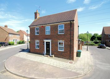 Thumbnail 3 bed detached house for sale in Saunders Place, Aylesbury