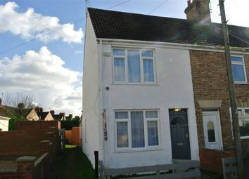 Thumbnail 2 bedroom end terrace house for sale in St Pauls Road, Peterborough, Peterborough