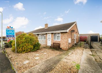 Thumbnail 3 bedroom bungalow for sale in Sandpiper Road, Seasalter, Whitstable