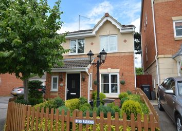 Thumbnail 3 bedroom detached house for sale in Brockton Street, Northampton