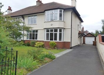 Thumbnail 4 bed semi-detached house to rent in Carlton Terrace, Birkenhead Road, Meols, Wirral