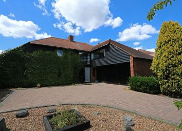 Thumbnail 4 bed detached house for sale in Baskerfield Grove, Woughton On The Green, Milton Keynes