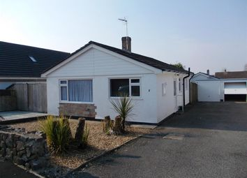 Thumbnail 2 bed bungalow for sale in St Leonards Avenue, Crundale, Haverfordwest
