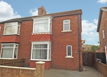 Thumbnail 3 bed semi-detached house for sale in Ings Road, Redcar, North Yorkshire