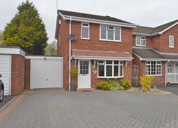 Thumbnail 3 bed detached house for sale in Tamar Grove, Stafford