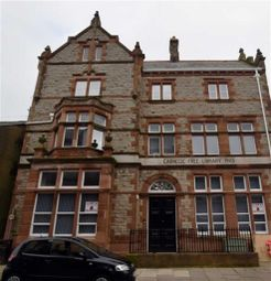 Thumbnail 3 bed flat to rent in Nelson Street, Dalton-In-Furness, Cumbria