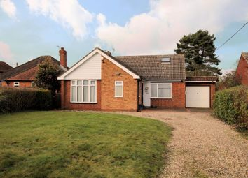 Thumbnail 3 bed detached bungalow for sale in Stanford Road, Bradfield Southend, Reading