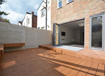 Thumbnail 3 bed flat to rent in Lindrop Street, Fulham