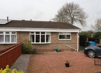 Thumbnail 2 bed semi-detached bungalow for sale in Alloa Close, Hull