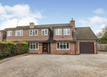 Thumbnail 4 bed semi-detached house for sale in Copthorne Bank, Copthorne, West Sussex, .
