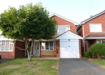 Thumbnail 3 bed detached house to rent in Godfrey Close, Radford Semele, Leamington Spa