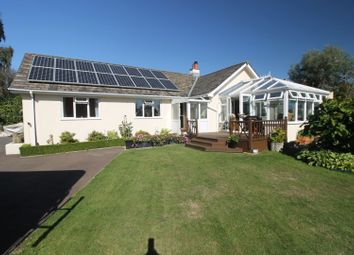 Thumbnail 3 bed detached bungalow for sale in Chagford Cross, Moretonhampstead, Dartmoor