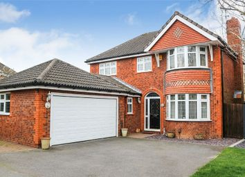 Thumbnail 4 bedroom detached house for sale in Merlin Way, Mickleover, Derby