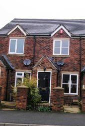 Thumbnail 2 bedroom town house to rent in Temple Road, Scunthorpe