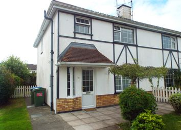 Thumbnail 3 bed semi-detached house for sale in 78 Scrahan Mews, Ross Road, Killarney, Kerry
