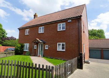 Thumbnail 4 bed detached house for sale in Lovage Way, Mere, Warminster
