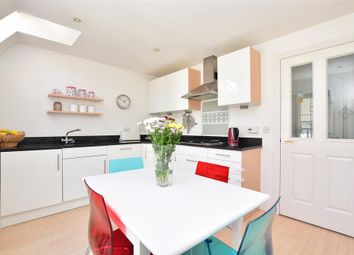Thumbnail 3 bed flat for sale in Hartington Close, Reigate, Surrey