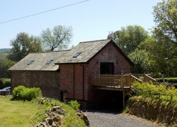 Thumbnail 3 bed barn conversion to rent in Umberleigh