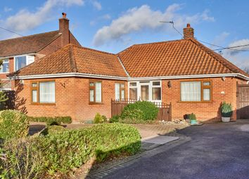 Thumbnail 3 bed detached bungalow for sale in 34 Norwich Road, Ditchingham, Bungay, Suffolk