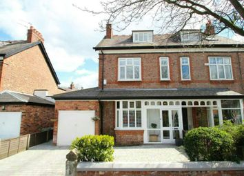 Thumbnail 4 bed semi-detached house for sale in Westwood Avenue, Timperley, Altrincham