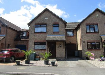 Thumbnail 3 bed link-detached house for sale in Moorland Close, Locks Heath, Southampton