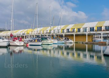 Thumbnail Studio for sale in Eastern Concourse, Brighton Marina Village