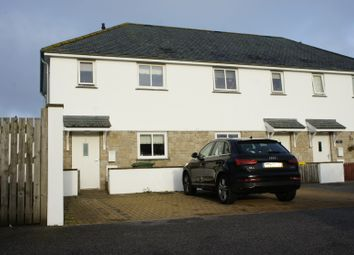 Thumbnail 2 bed terraced house for sale in Longstone Hill, Carbis Bay, St. Ives
