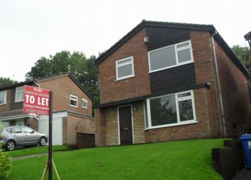 Thumbnail Detached house to rent in Carr Meadow, Bamber Bridge, Preston