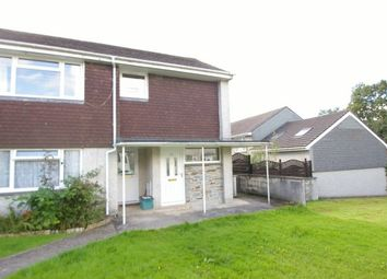Thumbnail 1 bed flat to rent in Modyford Walk, Buckland Monachorum, Yelverton