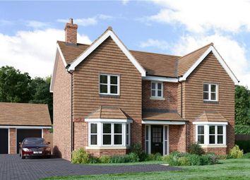 """Thumbnail 4 bed detached house for sale in """"Aston"""" at Hollybush Lane, Burghfield Common, Reading"""