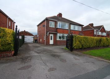 Thumbnail 3 bed semi-detached house for sale in Royston Lane, Royston, Barnsley