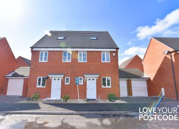 Thumbnail 3 bed semi-detached house for sale in Old College Avenue, Oldbury
