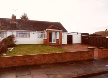 Thumbnail 4 bedroom bungalow to rent in Browning Road, Luton