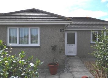 Thumbnail 2 bed detached bungalow to rent in Treganoon Road, Redruth