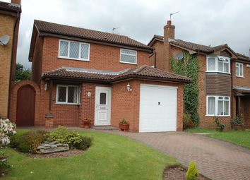 Thumbnail 3 bed detached house for sale in Harrington Road, Shepshed, Loughborough