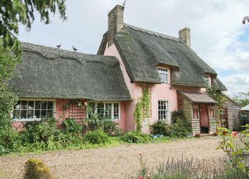 Thumbnail 3 bed cottage for sale in Maltings Lane, Great Chishill, Royston