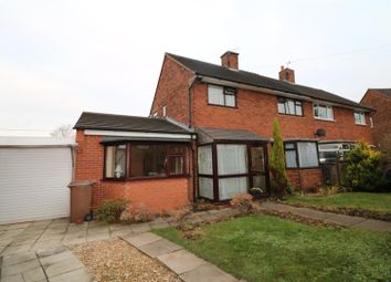 Thumbnail 4 bedroom semi-detached house for sale in Baker Crescent, Baddeley Green, Stoke On Trent