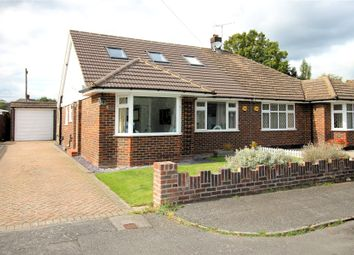 Thumbnail 4 bed semi-detached bungalow for sale in Woking, Surrey