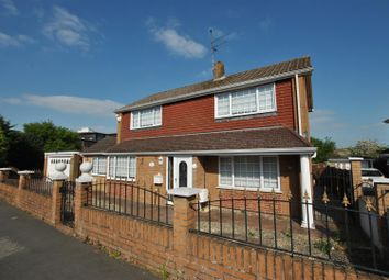 Thumbnail 3 bed detached house for sale in Ridgeway Gardens, Whitchurch, Bristol