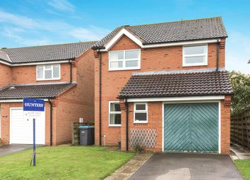 Thumbnail 3 bed detached house for sale in Horner Avenue, Huby, York