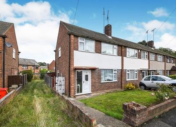 Thumbnail 3 bed end terrace house for sale in Hutton, Brentwood, Essex