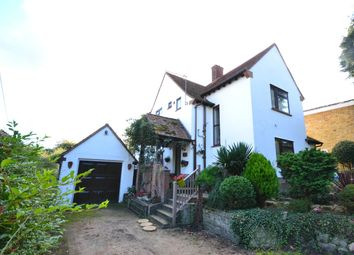 Thumbnail 3 bed detached house for sale in Row Town, Addlestone, Surrey