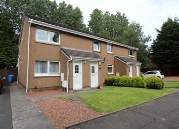 Thumbnail 2 bed flat for sale in Langlea Avenue, Cambuslang, Glasgow