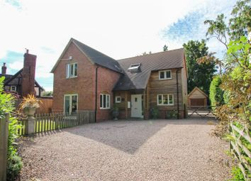 Thumbnail 3 bed detached house for sale in Church End, Hanley Castle, Worcester