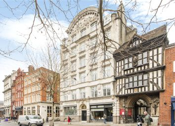 Thumbnail 2 bed flat to rent in West Smithfield, City Of London, London