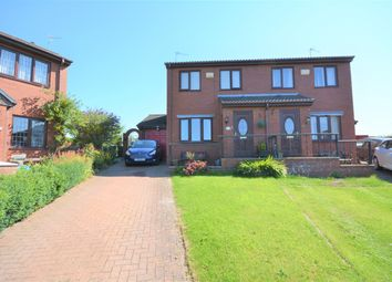 Thumbnail 3 bedroom semi-detached house for sale in Brockwell Court, Coundon Grange, Bishop Auckland