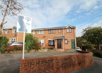 Thumbnail 4 bed semi-detached house for sale in Ashcombe Gardens, Oakwood, Derby