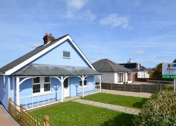 Thumbnail 2 bed bungalow for sale in New Dover Road, Capel-Le-Ferne